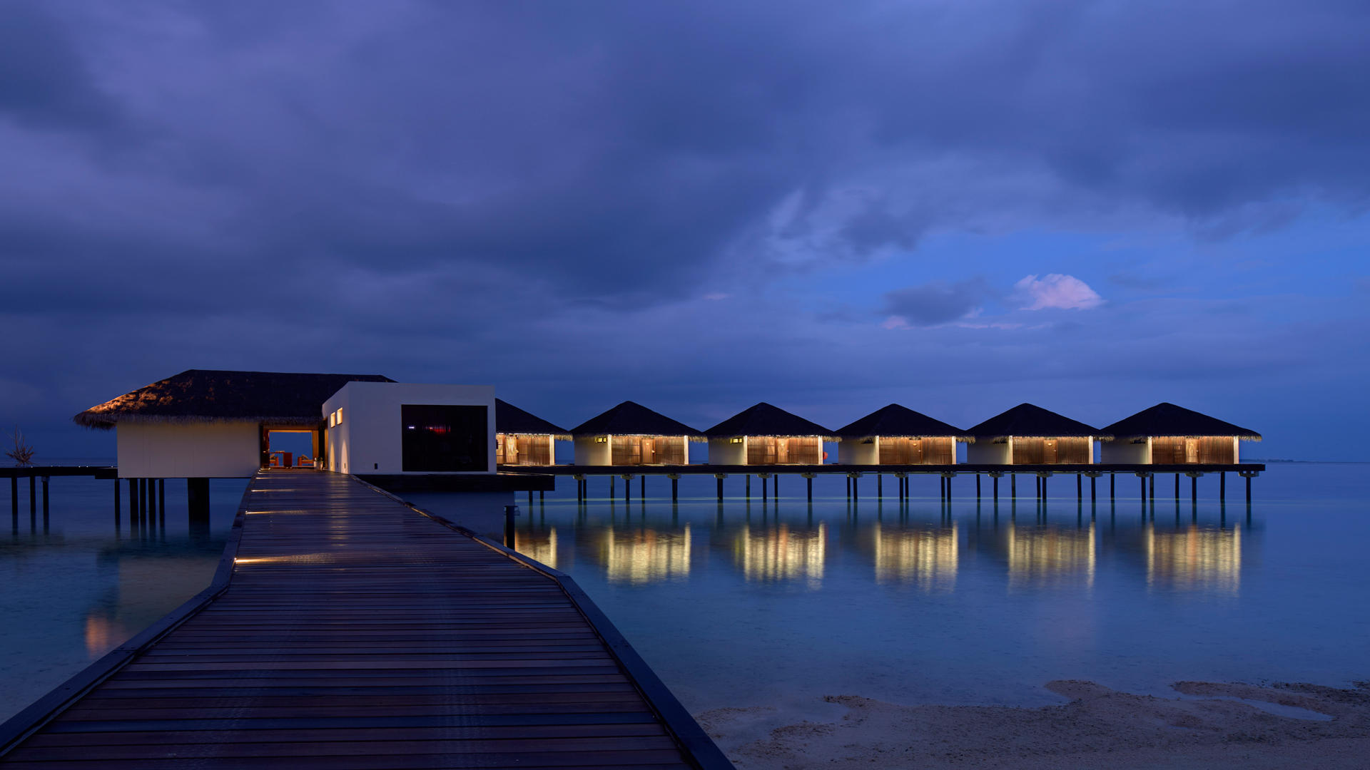 Cenizaro_ResidencesMaldives_The Spa by Clarins Außenansicht