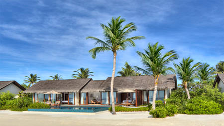 Cenizaro_ResidencesMaldives_Two — — — — 海滩 — — — — 别墅