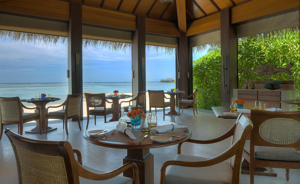 Cenizaro _ The _ Residence _ Maldives _ The _ Dining _ Room
