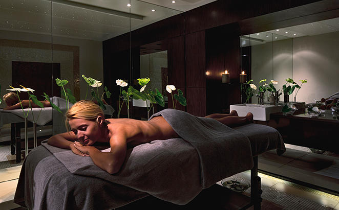A PURE RELAXATION MAURITIAN SPA RITUAL