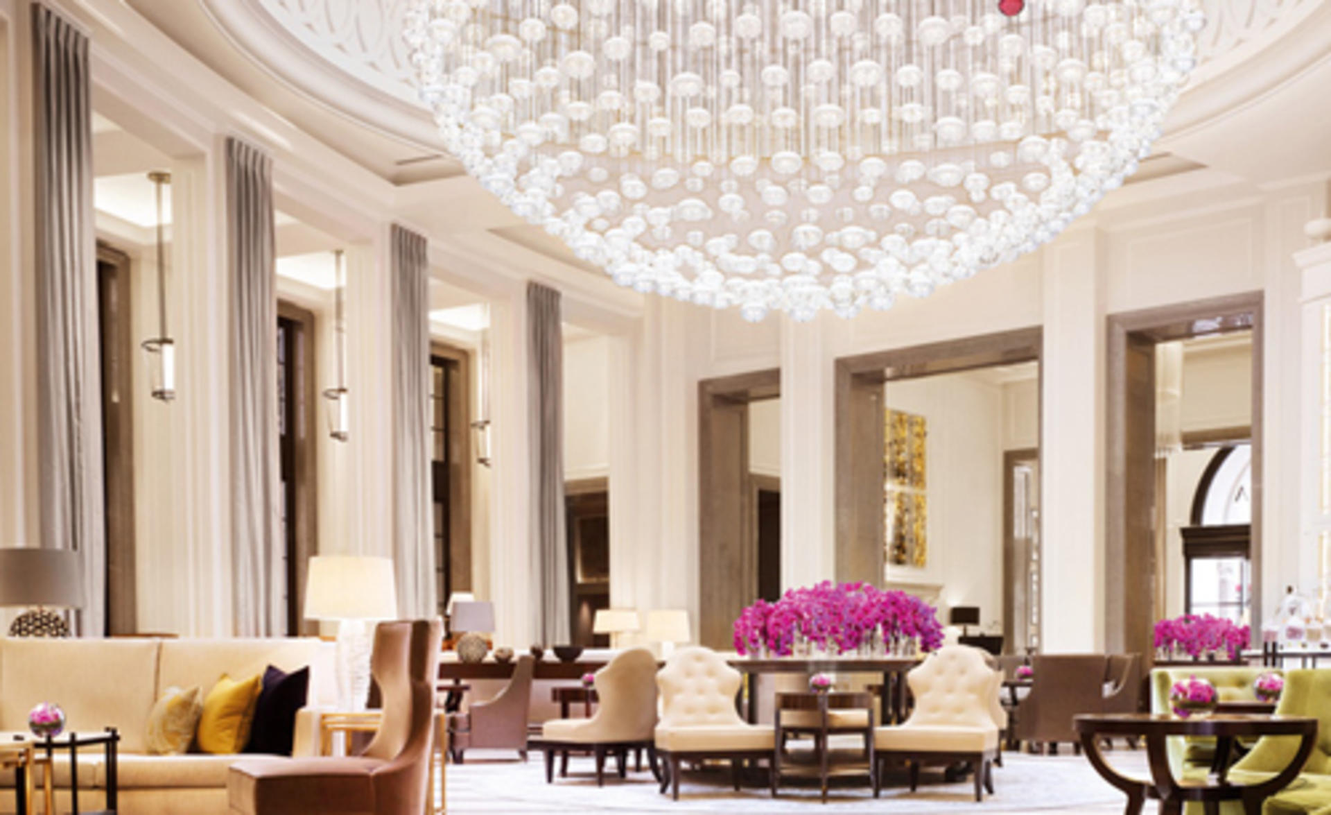 Corinthia_Hotel_London_The — — — — 月球 — — 酒吧