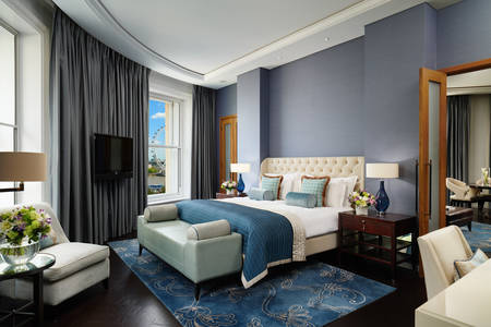 River Suite neue Einstellung Corinthia Hotel London