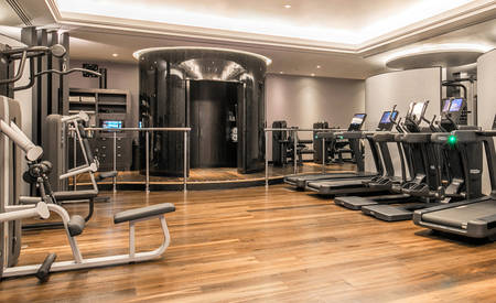 Corinthia _ Hotel _ London _ Gym