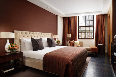 Corinthia London Hotel Whitehall Suite