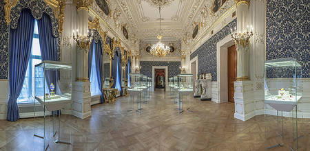 Privater Besuch im Fabergé Museum