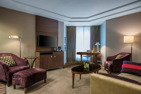 Junior Suite Living Room