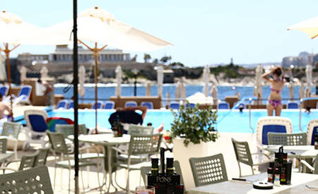 Corinthia _ Hotel _ St _ Georges _ Bay _ The _ White _ Olive