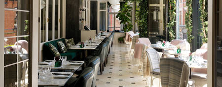 Luxus-Restaurants WILDE
