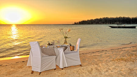 Kilindi-Zanzibar---Dining---Sunset-Dinner