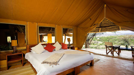 Lewa-Safari-Camp---Family-Tent---View