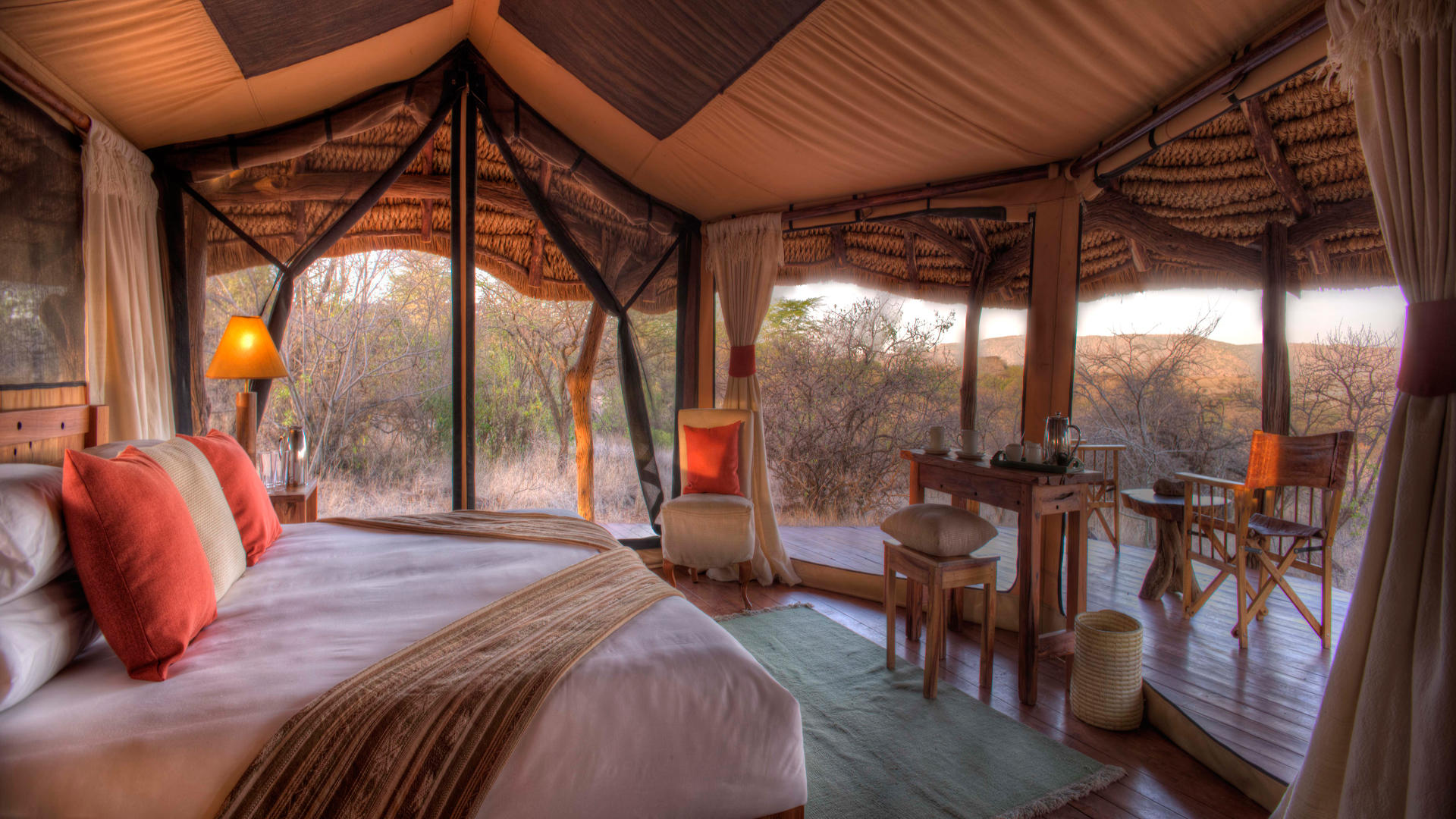 Lewa-Safari-Camp---Tent-Interior-4