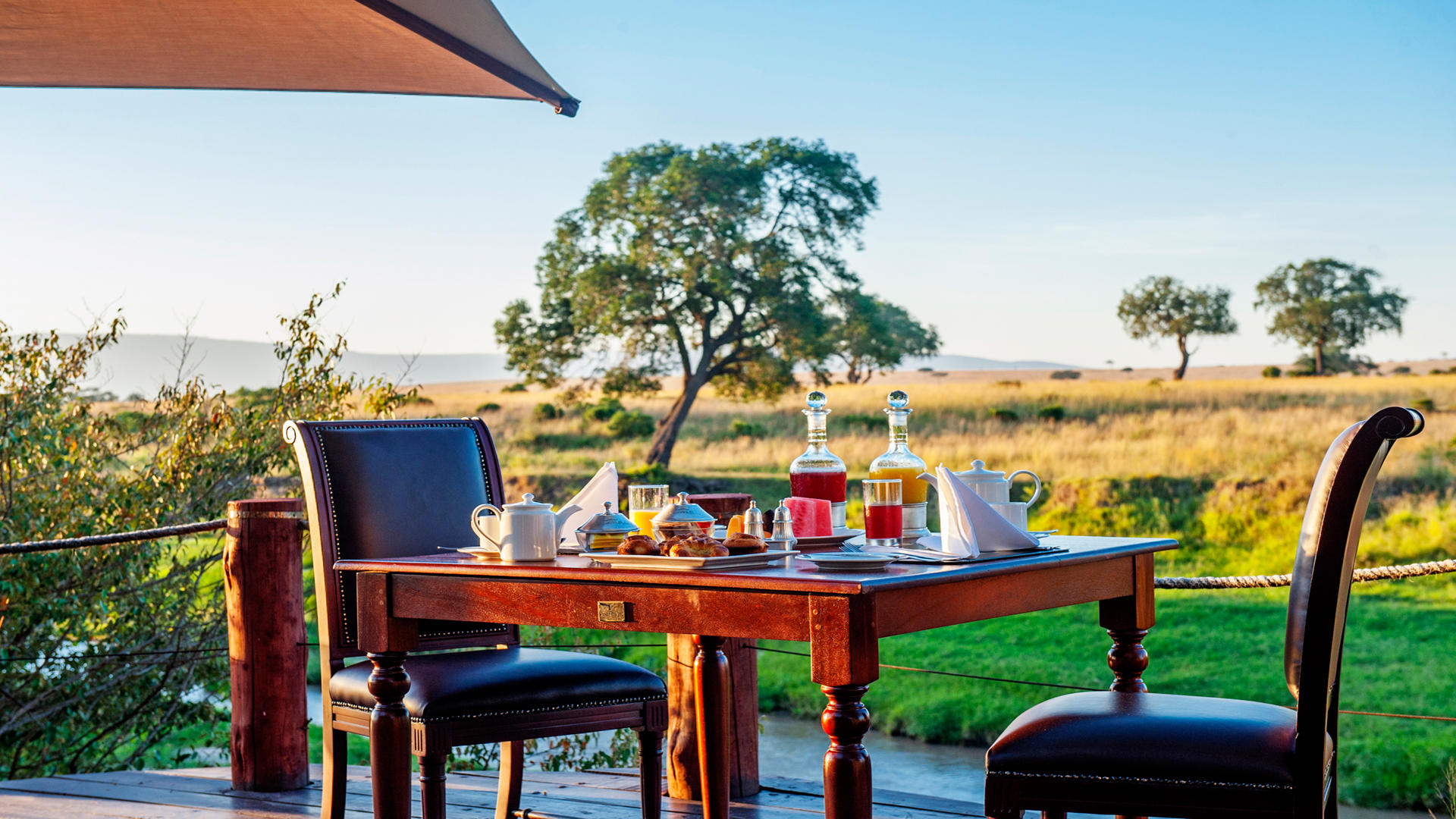 Sand-River-Masai-Mara---Breakfast-2