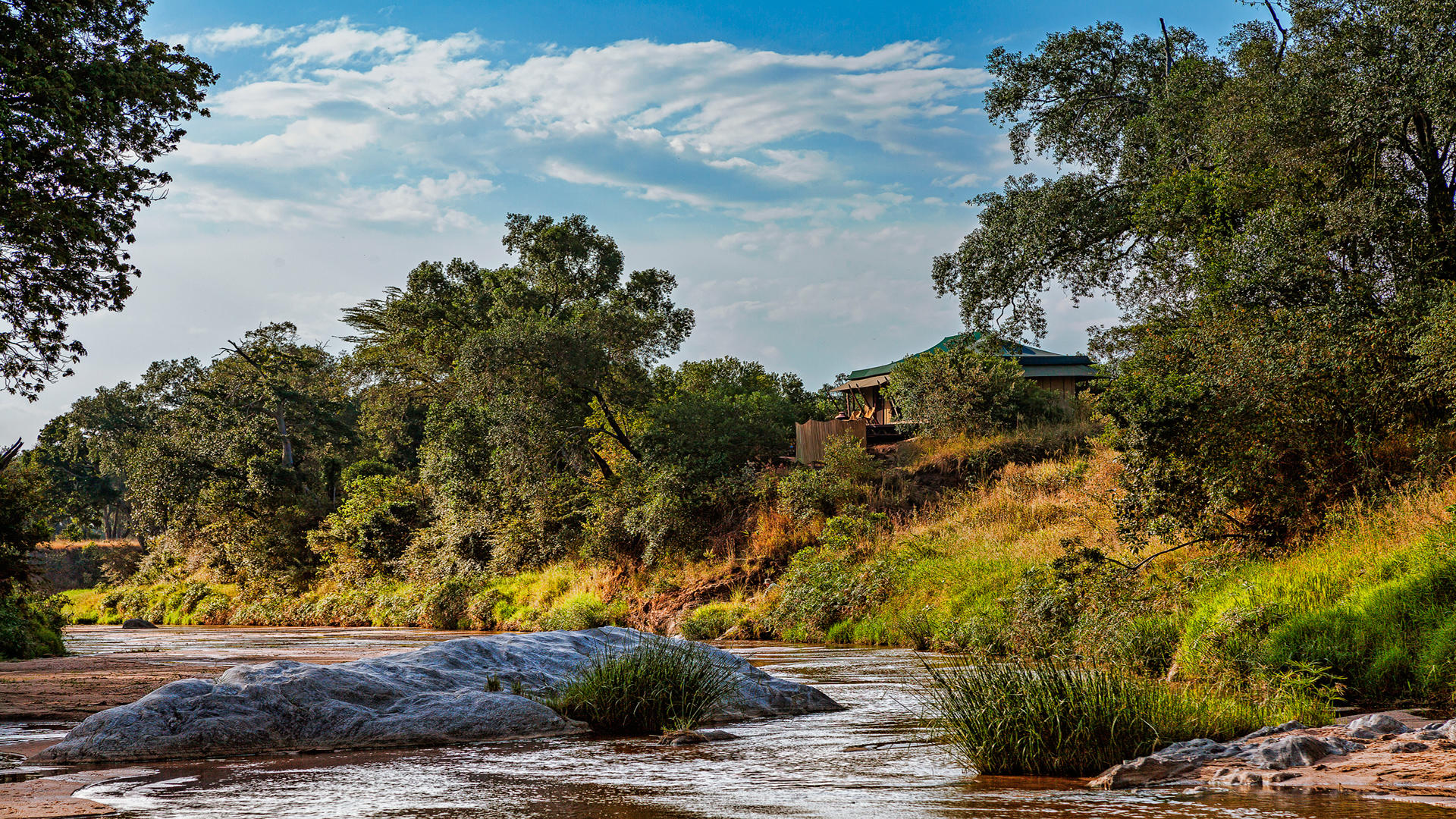 Sand-River-Masai-Mara---tent-view-from-river