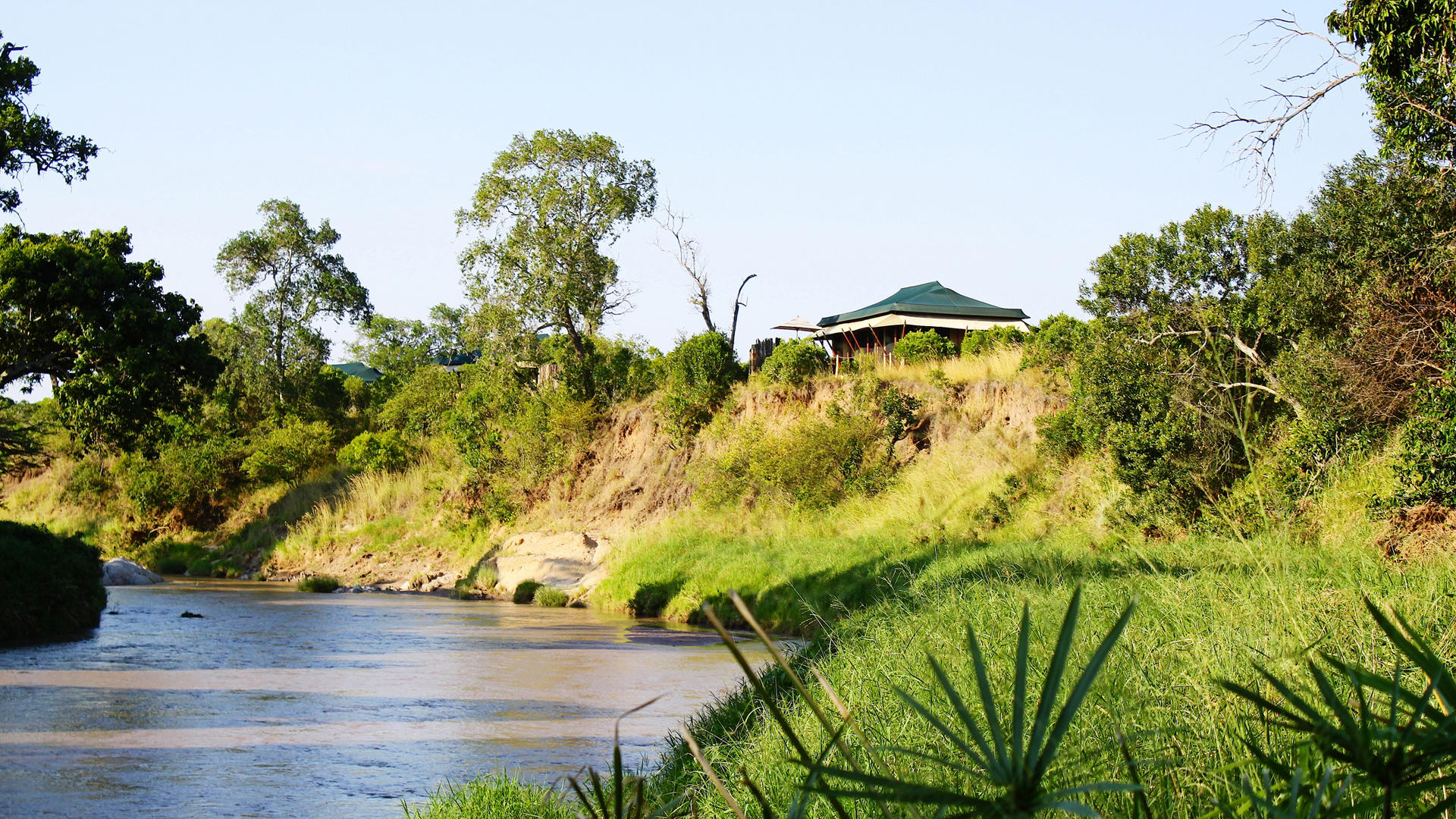 Sand-River-Masai-Mara---View-of-Guest-Room
