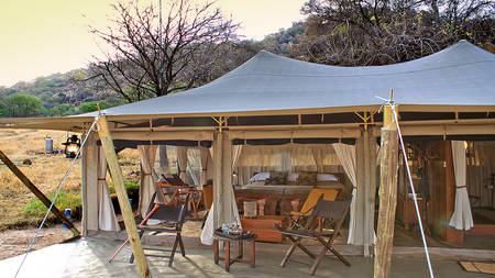 Serengeti-Pioneer-Camp---Tent-Exterior-Day-2