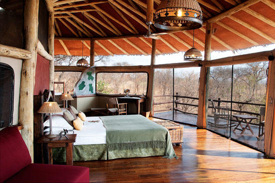 Elewana _ Tarangire _ Treetops _ Elevated _ Room