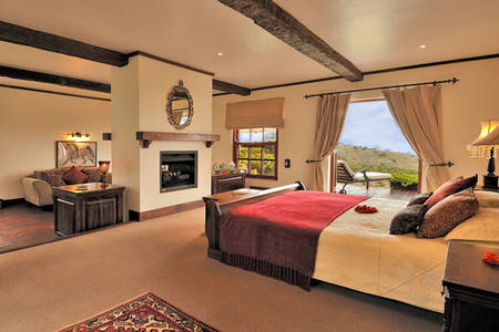 Elewana _ the _ Manor _ at _ Ngorongoro _ 平房 _ Suite