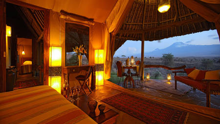 Tortilis-Camp-Amboseli---Family-Tent-View