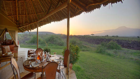 Tortilis-Camp-Amboseli---Private-House---Breakfast