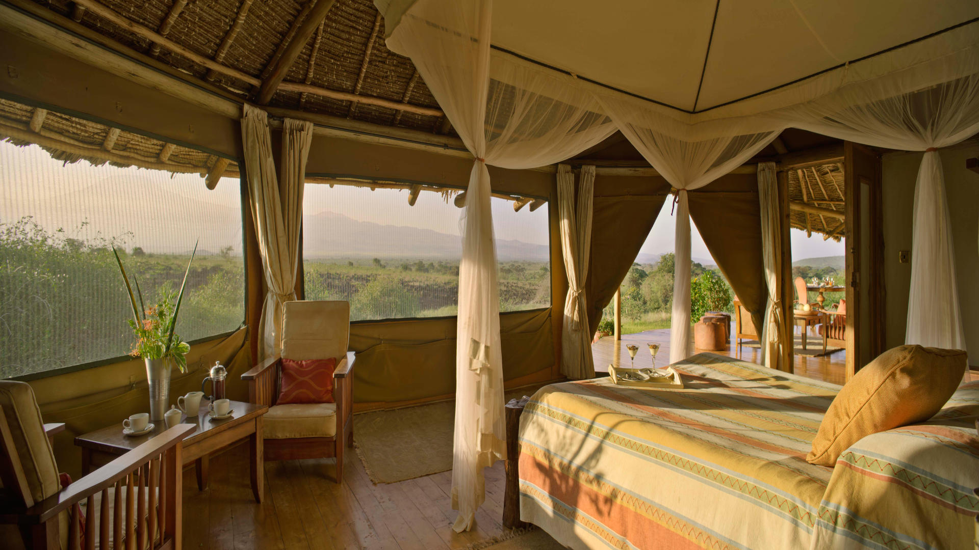 Tortilis-Camp-Amboseli---Private-House---Double