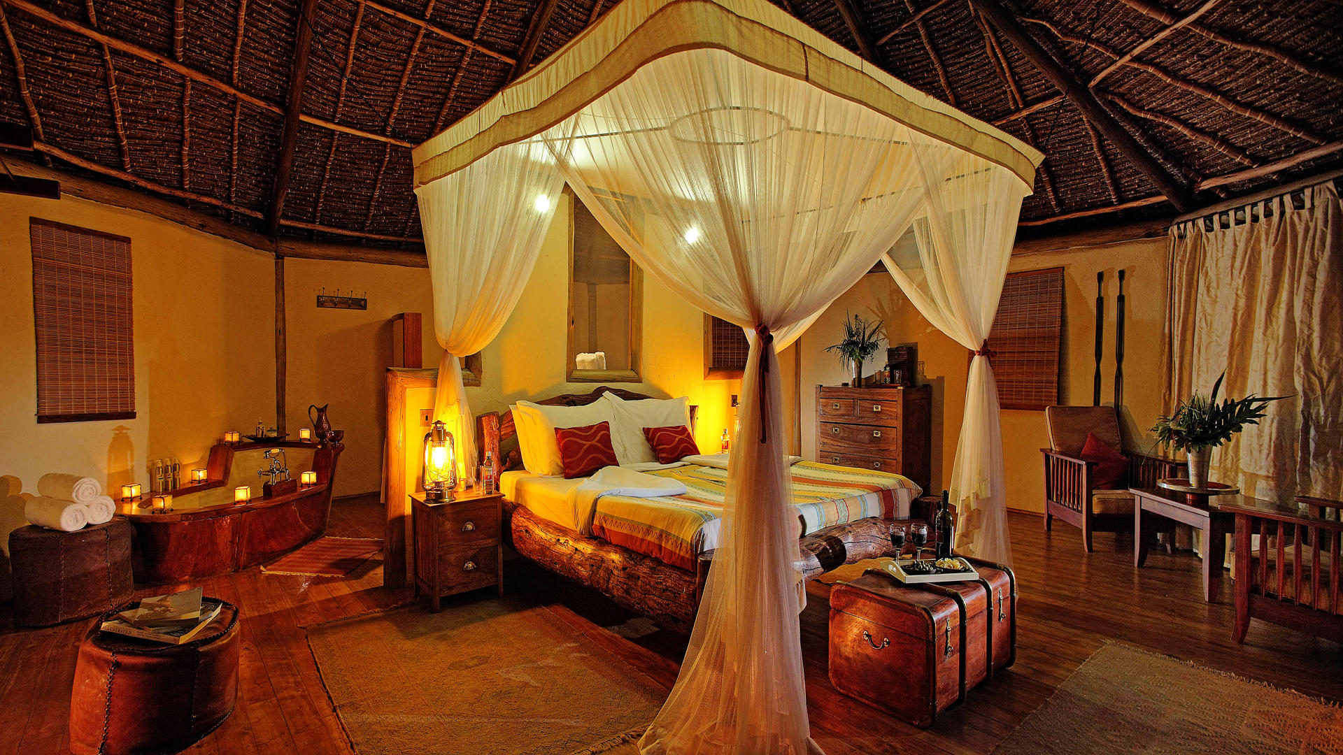 Tortilis-Camp-Amboseli---Private-House-Interior