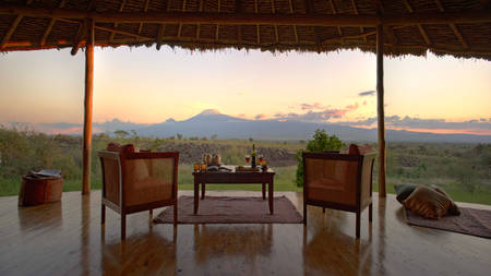 Tortilis-Camp-Amboseli---Private-House---Views-2