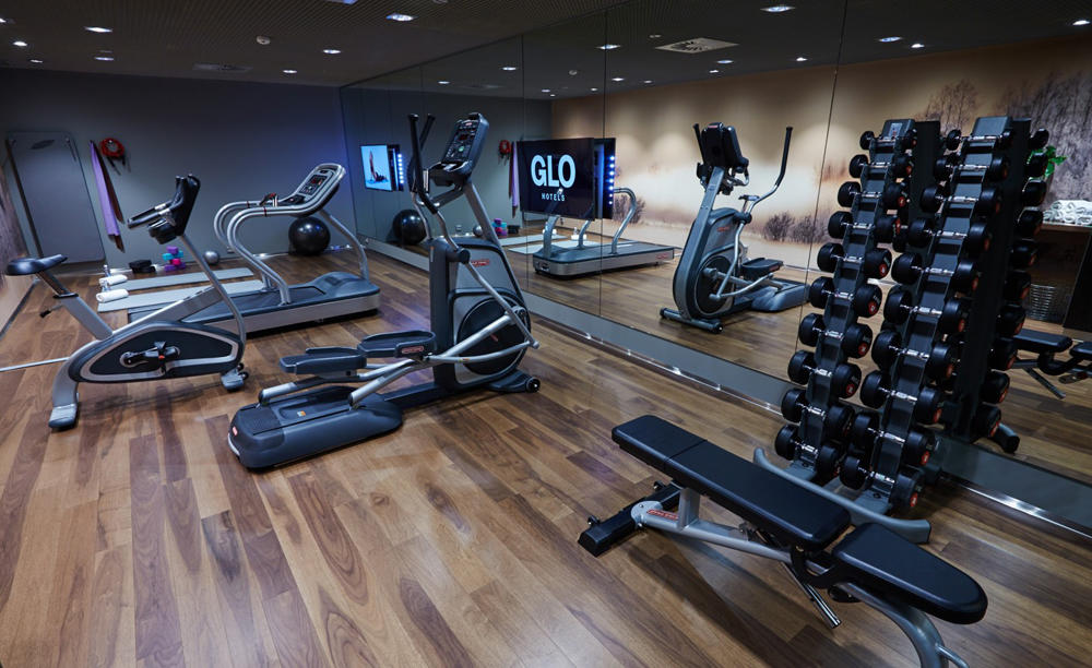 GLO _ Hotel _ Airport _ Gym-2
