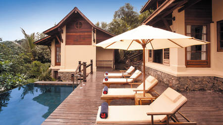 JA verzaubert Island Resort_Pool Deck in der verzauberten Signature-Villa_Gallery
