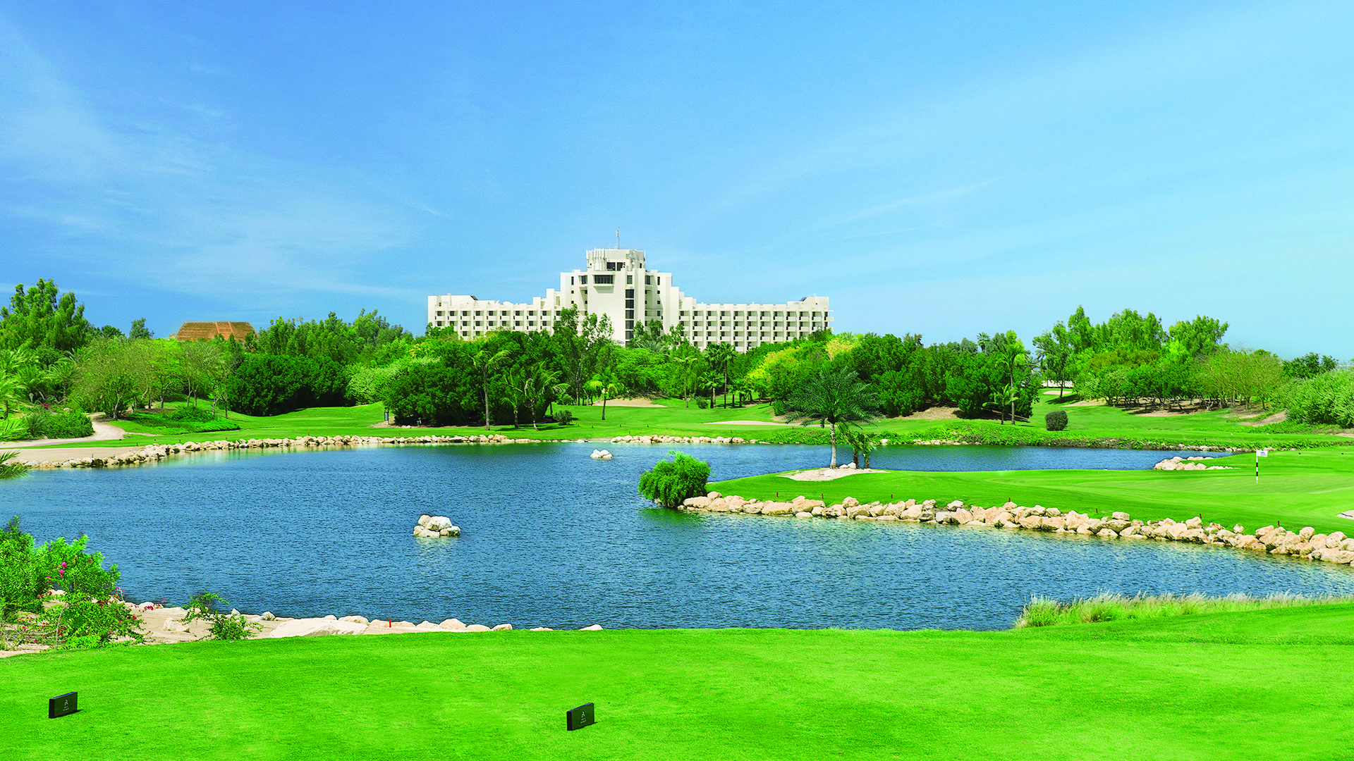 Ja Jebel Ali Beach Hotel Golf 3
