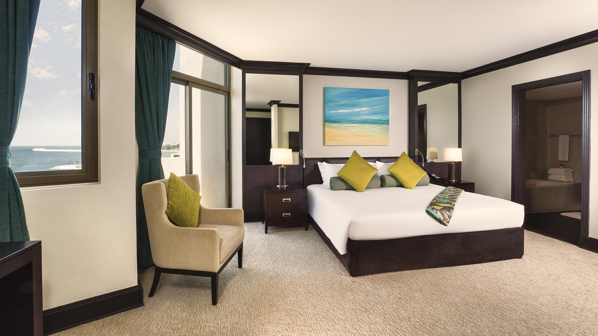 JA Jebel Ali Beach Hotel _ Superior Executive Suite1
