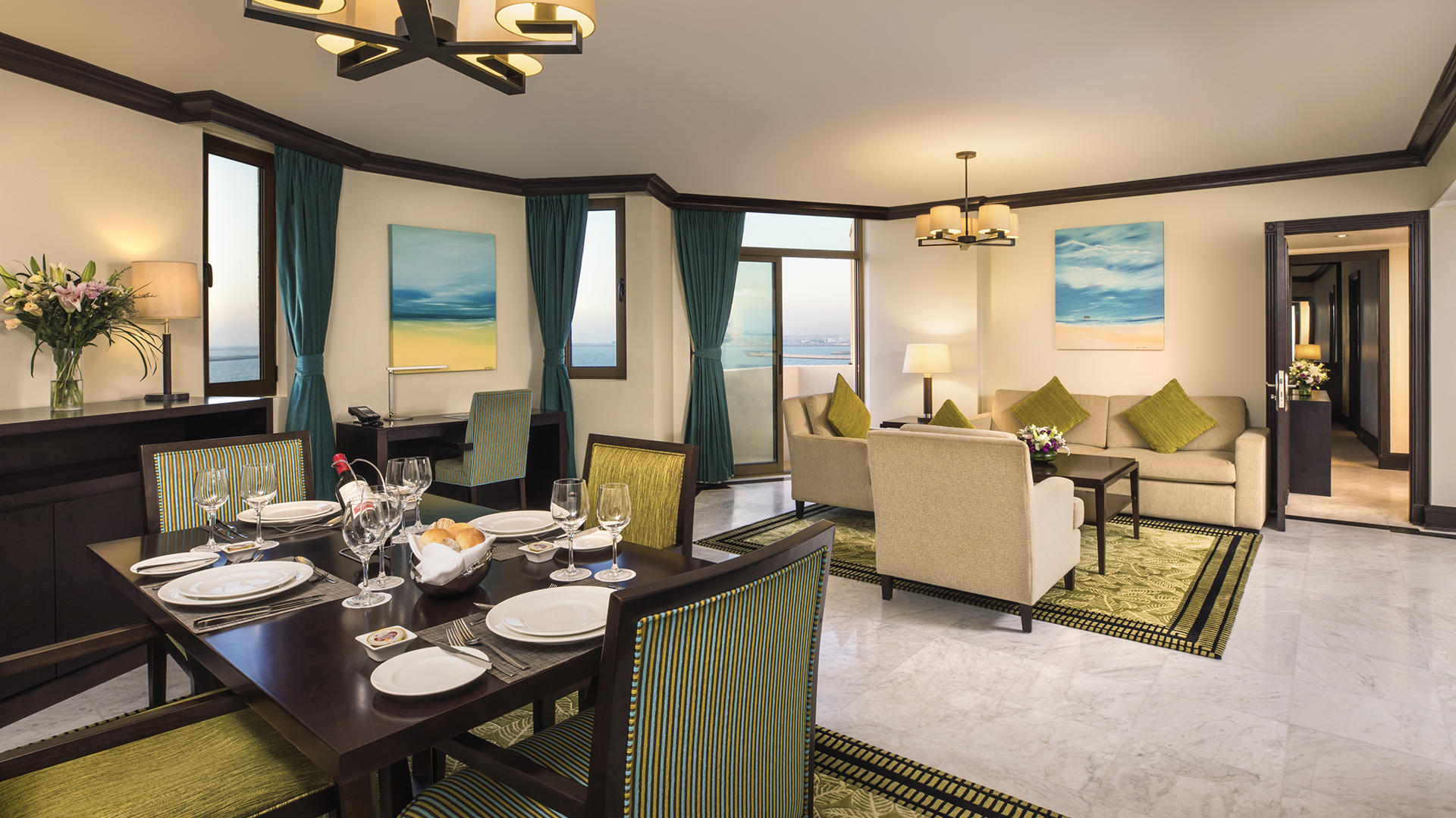 JA Jebel Ali Beach Hotel _ Superior Executive Suite2