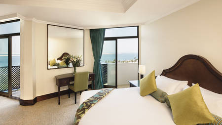 JA Jebel Ali Beach Hotel _ Superior Sea View Room 1