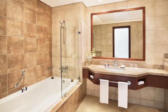 JA Oasis Beach Tower_3 or 4 bedroom Apartment Bathroom