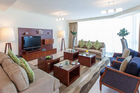 JA Oasis Beach Tower_4 Bedroom Superior Apartment