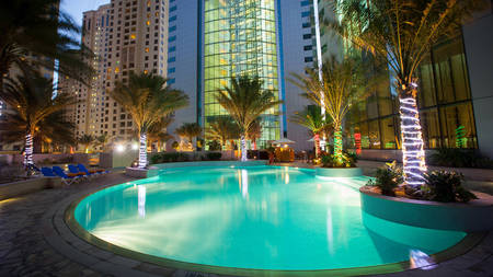 JA Oasis Beach Tower _Pool