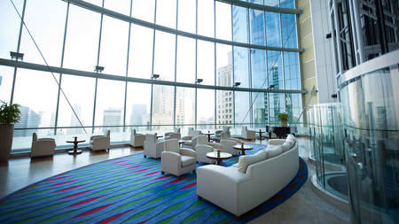 JA Oasis Beach Tower_Sky Lobby