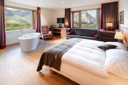 Frutt Mountain Lodge - Junior Suite