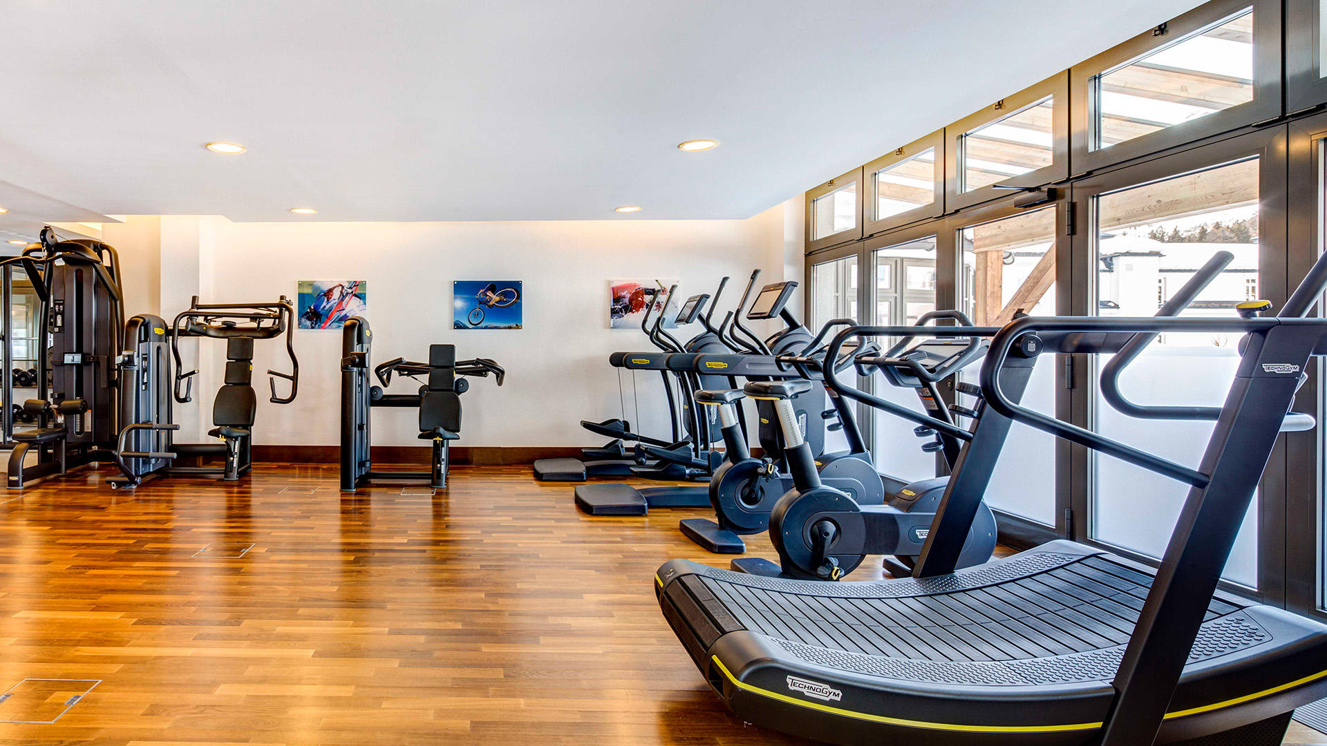 Kempinski _ The _ Spa _ Gym