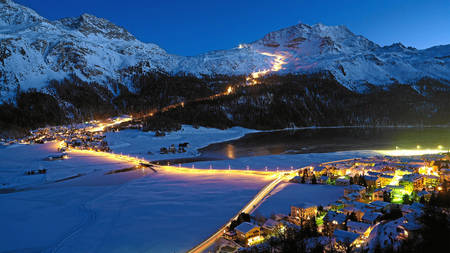 Winter Engadin