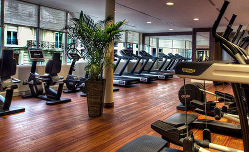 KI _ Grand _ Hotel _ Kempinski _ Genf _ fitness-center