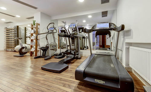KI _ Hotel _ Cathedral _ Square _ Gym