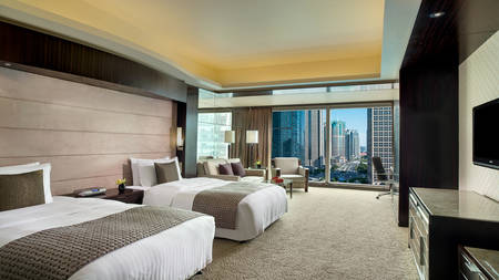 Grand Executive City View Room