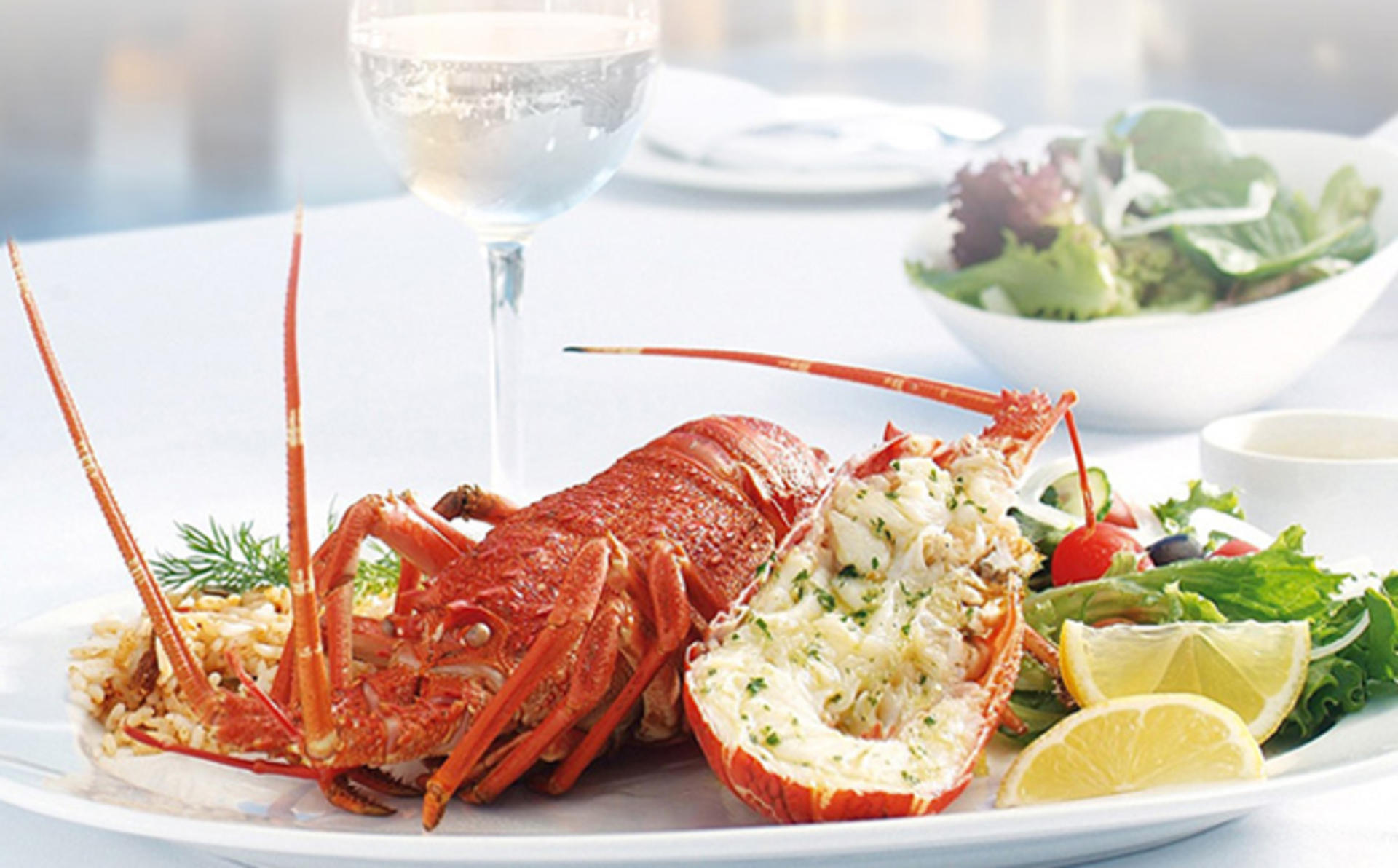 Grand Kempinski Hotel Shanghai-Lobster Dinner