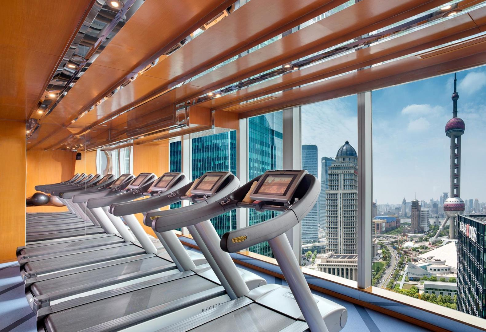1_KI_Grand Kempinski Shanghai _ Gym