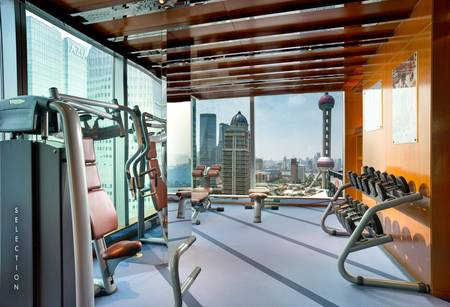 2_KI_Grand Kempinski Shanghai _ Gym