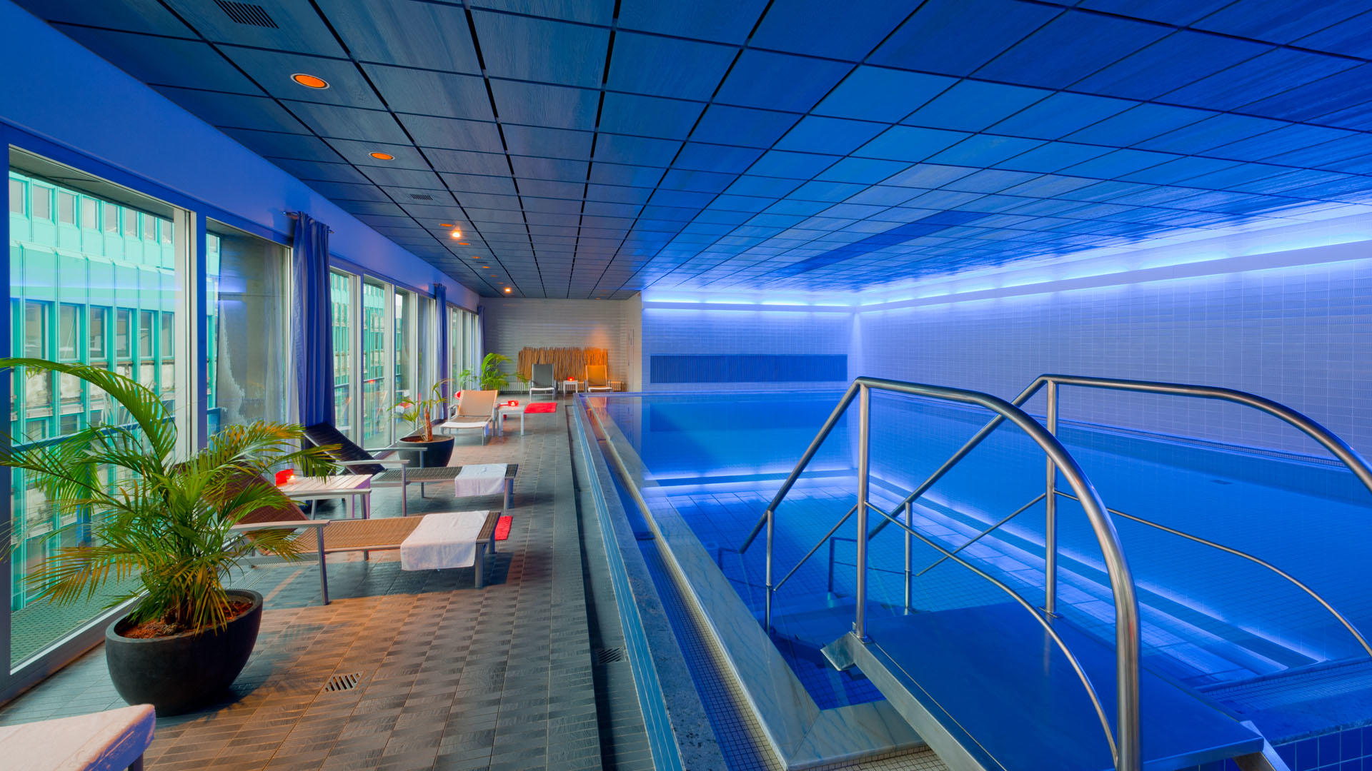 Energy Clinic Spa Pool