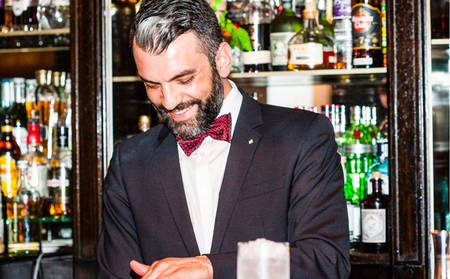 Cocktail Hour mit Rocco Tolomeo