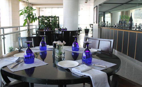 KI _ Hotel _ Amman _ View _ Bar _ Grill