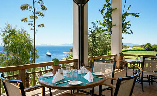 KI _ KI _ Hotel _ Barbaros _ Bay _ Bodrum _ Pool _ Restaurant