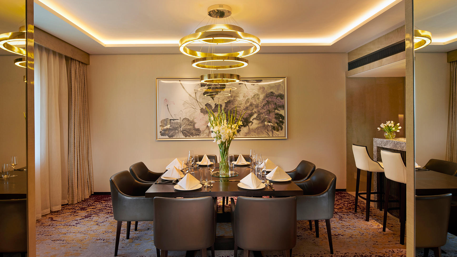 Diplomatic Suite Dining Room